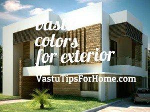 Vastu Shastra Colours Tips For Home Exterior Vastu Shastra